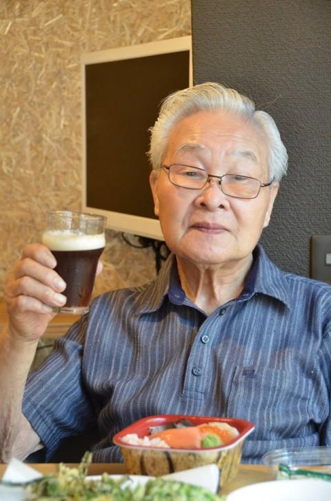 92歳のお客様