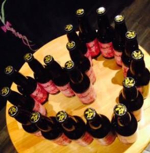 バレンタイン 瓶