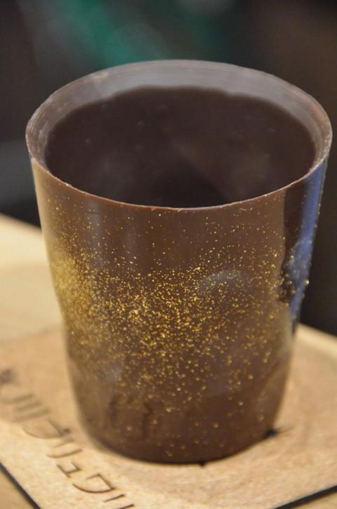 ビア・チョコ・グラス